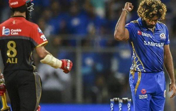 आई. पी. एल. २०१९ : अंपायर्स पर गुस्साये विराट और रोहित,  मलिंगा की आखिरी गेंद को नो बॉल नहीं दिए जाने के लिये