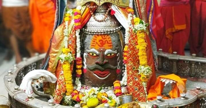 श्री महाकालेश्वर ज्योतिर्लिंगजी उज्जैन का भस्म श्रंगार आरती दर्शन ! 5 मई 2019 रविवार !