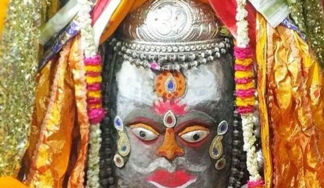 श्री महाकालेश्वर ज्योतिर्लिंग उज्जैन आज के भस्मारती शृंगार दर्शन 3 मई 2019