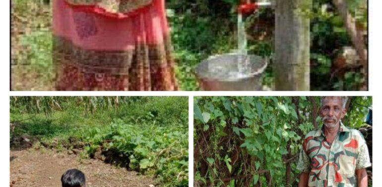 હર ઘર નલ, હર ઘર જલ યોજના અંતર્ગત ફતેપુરાના ચીખલી ગામમાં 150 નળ કનેક્શનો અપાયા