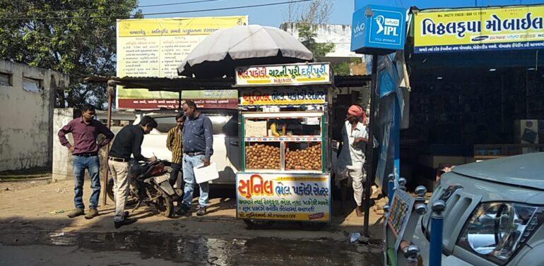 ફતેપુરા તાલુકામાં દિવાળી ટાણે ફૂડ એન્ડ ડ્રગ વિભાગ દ્વારા ચેકીંગ હાથ ધરાતાં કેટલાક વેપારીઓ દુકાનો બંધ કરી પલાયન થઇ જતા લોકોમાં કુતુહુલ સર્જાયું