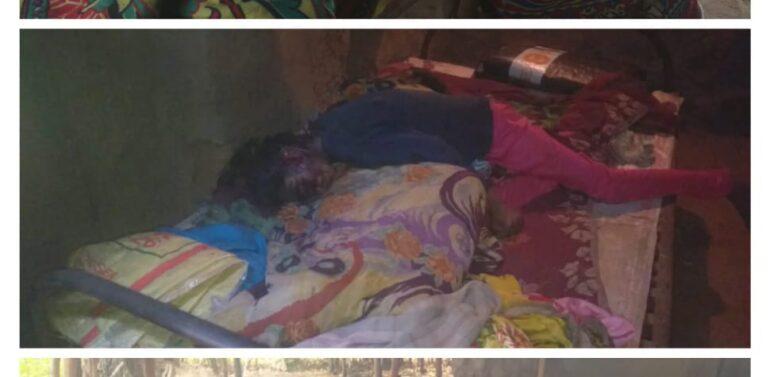 સંજેલીના તરકડા મહુડીમાં એક જ પરિવારના 6 વ્યક્તિઓના  સામુહિક નરસંહારથી હાહાકાર:પોલીસતંત્રની વિવિધ ટીમો તપાસમાં જોતરાઈ