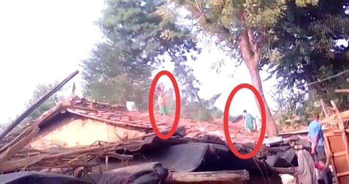 છોકરી ભગાડી ગયાની અદાવતે મહિલાઓ દ્વારા મકાનના તોડફોડનો વિડીયો શોશ્યલ મીડિયામાં થયો વાયરલ: પોલીસ તપાસમાં જોતરાઈ