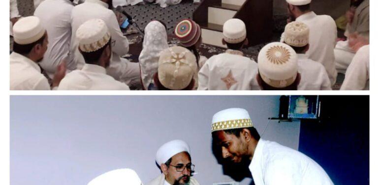 ફતેપુરા નગરમાં દાઉદી વ્હોરા સમાજના 53 માં ધર્મ ગુરુનો આગમન થતા હર્ષની લાગણી ફેલાઈ