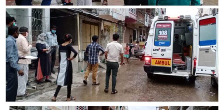 ફતેપુરામાં કોરોના સંક્રમિતના સાગમટે 4  દર્દીઓ નોંધાતા પંથકમાં ભયની સાથે ફફડાટ ફેલાયો