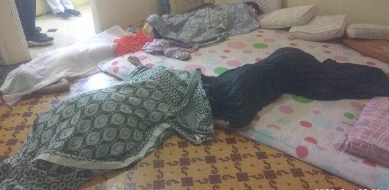 દાહોદ શહેરમાં એક જ પરિવારના પાંચ સભ્યોએ સામુહિક આત્મહત્યા કરી લેતા ખળભળાટ:પોલિસ તપાસમાં જોતરાઈ