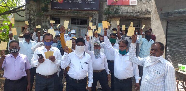ગુજરાત માજી સૈનિક સંગઠન ફતેપુરા દ્વારા પોતાની 14 વિવિધ માંગણીઓ સંતોષવા મુખ્યમંત્રીને પોસ્ટ કાર્ડ દ્વારા રજૂઆત કરાઈ,