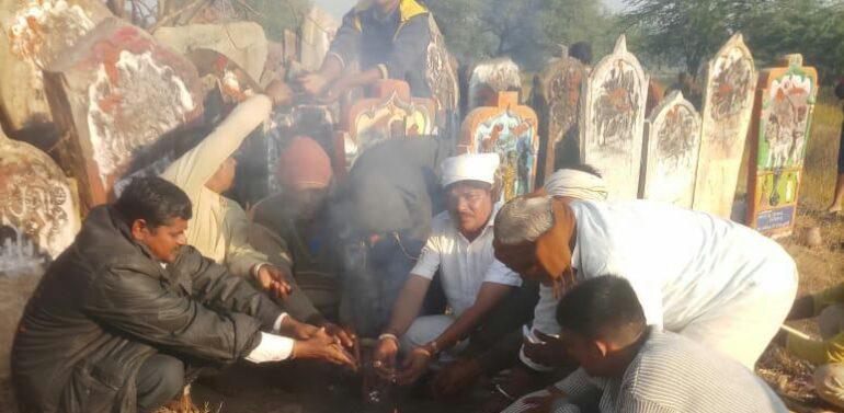 ફતેપુરા તાલુકામાં આદિવાસી સમાજ દ્વારા દેવ દિવાળી પર્વની પરંપરાગત ઉજવણી કરાઈ