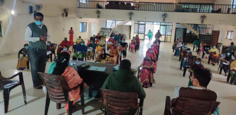 દે. બારીયા મહિલા ઉદ્યોગ સાહસિકતા જાગૃતિ કાર્યક્રમ યોજાયો
