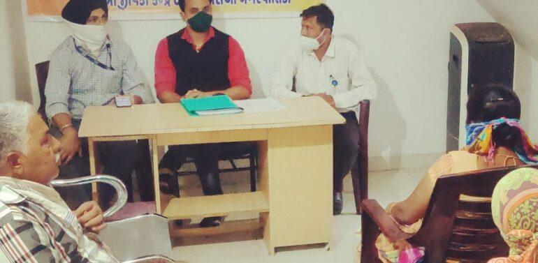 દે. બારીયા:ભારતીય સ્ટેટ બેંક અને શહેરી આજીવિકા કેન્દ્ર દેવગઢ બારીઆ નગરપાલિકાના સહયોગથી ડિજિટલ પેમેન્ટ તાલીમ કાર્યક્રમ યોજાયો