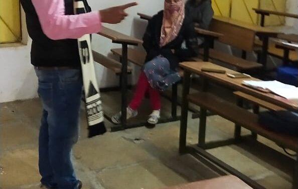 ફતેપુરા:નવ માસ પછી 10 તેમજ 12ના વર્ગો સાથે શાળા શરૂ થતાં શિક્ષણકાર્ય ચાલુ થયું:વાલીઓના સંમતિ પત્ર સાથે બાળકોને શાળામાં પ્રવેશ આપવામાં આવ્યો