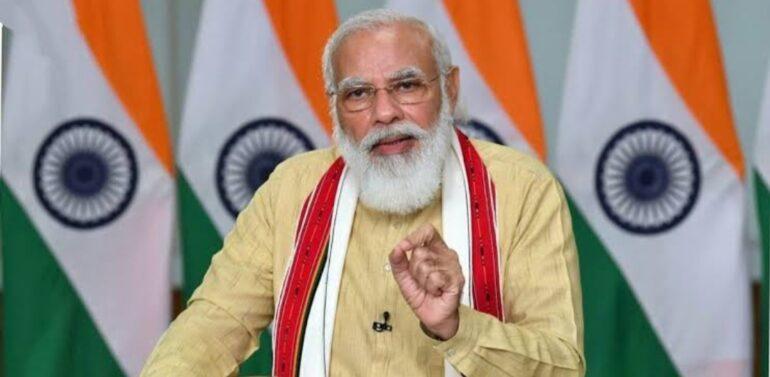 ૨૦૨૧ના વર્ષની પ્રથમ મન કી બાત….૨૬ જાન્યુઆરીના રોજ તિરંગાનું અપમાન જાેઇ ઘણું દુઃખ થયુંઃમોદી,વડાપ્રધાને કોરોના રસીકરણ અને ભારતીય ક્રિકેટ ટીમના ઓસ્ટ્રેલિયા સામેના ટેસ્ટ વિજયનો પણ ઉલ્લેખ કર્યો,રસીકરણમાં ભારત આર્ત્મનિભર બન્યુ,રસીકરણમાં યુએસ-યુકેને પાછળ છોડી દીધું