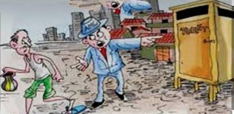 વડાપ્રધાન મોદીના સ્વચ્છ ભારત મિશનને ફતેપુરામાં લાગ્યો ગ્રહણ:જાહેર શૌચાલયના અભાવે ખુલ્લામાં શૌચ ક્રિયા કરતા પંથકવાસીઓ: સ્થાનિક વહીવટી તંત્રની નિષ્કાળજીના કારણે નર્કાગાર જેવી પરિસ્થિતિ….