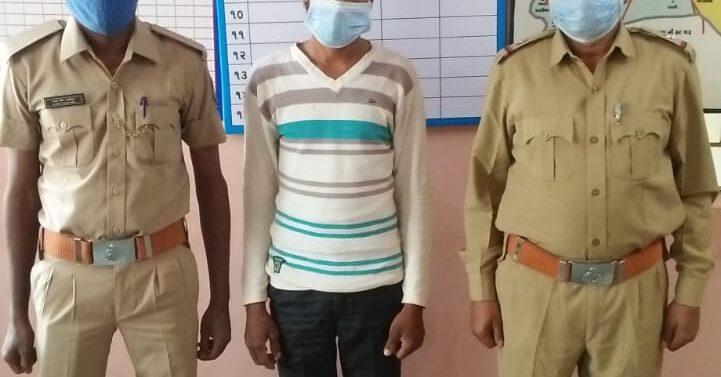 ફતેપુરાના વલુંડા ગામનો અપહરણના ગુનામાં નાસતા ફરતા આરોપીને પોલિસે ઝડપી પાડી જેલભેગો કર્યો