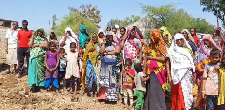 ભારતમાલા સડક પરિયોજના વિરોધમાં ઝાલોદ તાલુકાના 14 ગામના મતદારોએ ચૂંટણી બહિષ્કારની ચીમકી ઉચ્ચારી…