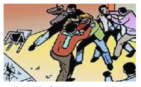 ફતેપુરા તાલુકાના સાગડાપાડામાં સામાન્ય બાબતે બોલાચાલીમાં ચાર વ્યક્તિઓએ ત્રણ લોકો પર કર્યો હુમલો :એક મહિલા સહીત ત્રણ લોકો ઈજાગ્રસ્ત….