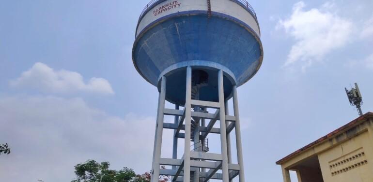 સંતરામપુર નગરમાં ૫ લાખ લીટર પાણી સંગ્રહ કરવાનો સંપ બનાવ્યા પછી પંથકવાસીઓ પાણી માટે તરસ્યા…