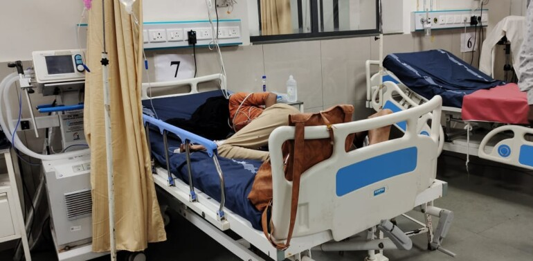 ધાનપુરના રતનમહાલમાં યુવક-યુવતીએ ઝેરી દવા ગટગટાવી આપઘાતનો કર્યો પ્રયાસ: બન્નેની હાલત નાજુક જણાતા હોસ્પિટલમાં સારવાર હેઠળ ખસેડાયા..