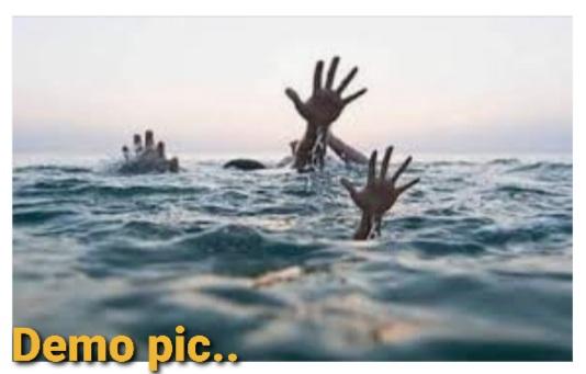 સંજેલીમાં દંપત્તિની ગોદ સુની થઇ: ઢોરો પાછળ તળાવમાં કુદેલા ભાઈ -બહેનનું ડૂબી જવાથી મોત:પરિવારજનોમાં માતમ છવાયો