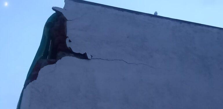 દે.બારિયા નગરના રહેણાંક મકાન પર આકાશી વીજળી પડતા એક મકાનને નુકસાન,વીજ ઉપકરણો બળીને ખાક
